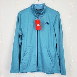 The North Face Storm Blue Fleece Lined Jacket XL